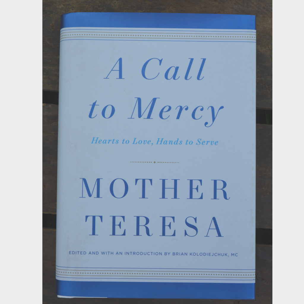 A Call to Mercy by Mother Teresa Front Cover