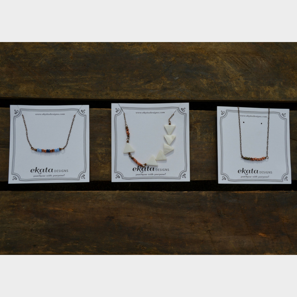 Ekata Designs Jewelry Necklaces
