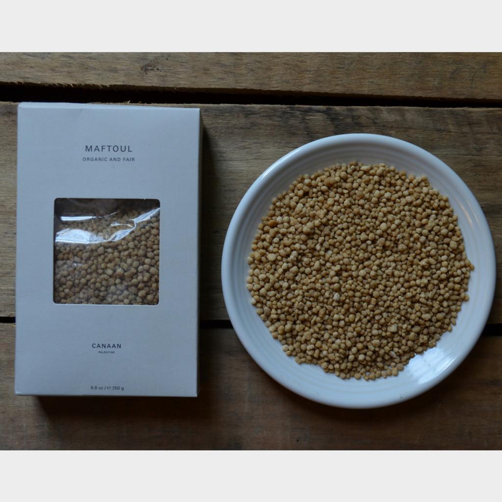 Organic Maftoul (Couscous) by Canaan Fair Trade