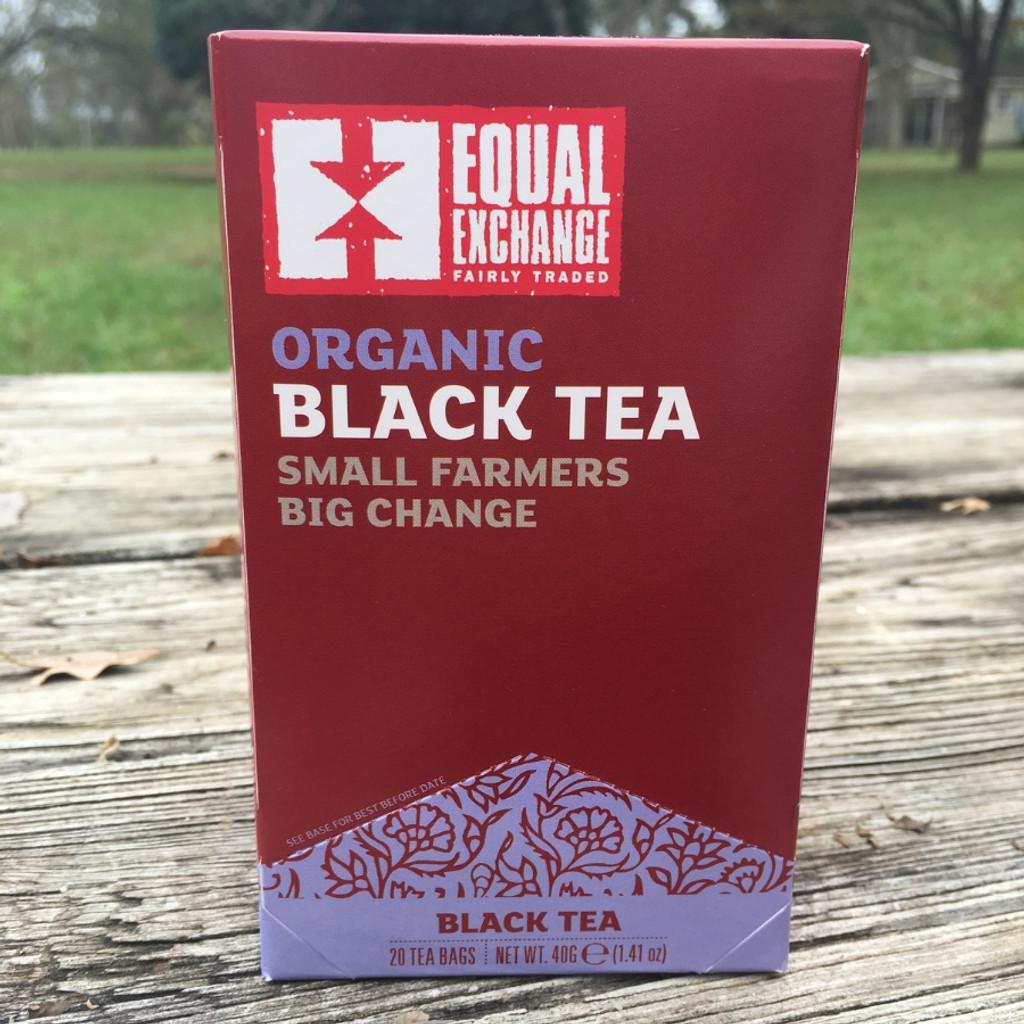 Equal Exchange Organic Black Tea