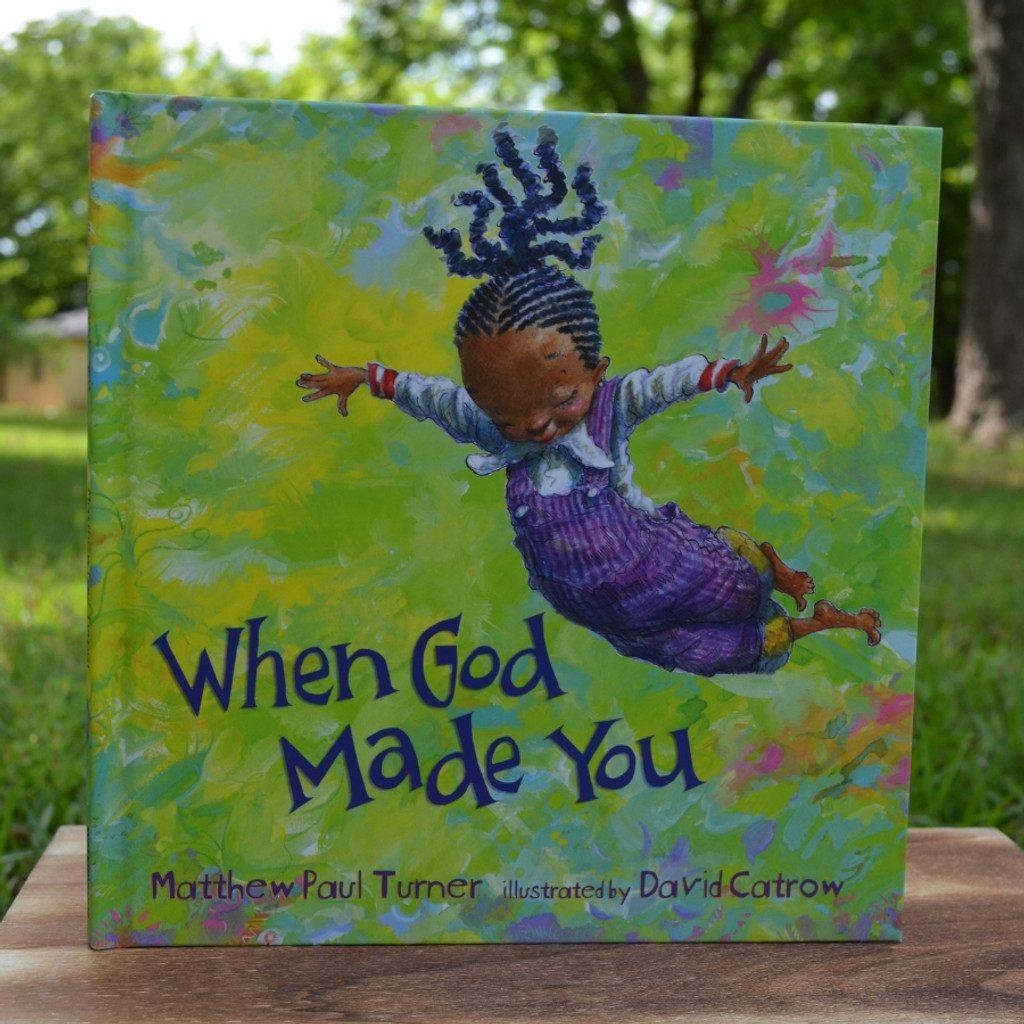 When God Made You by Matthew Paul Turner Front Cover