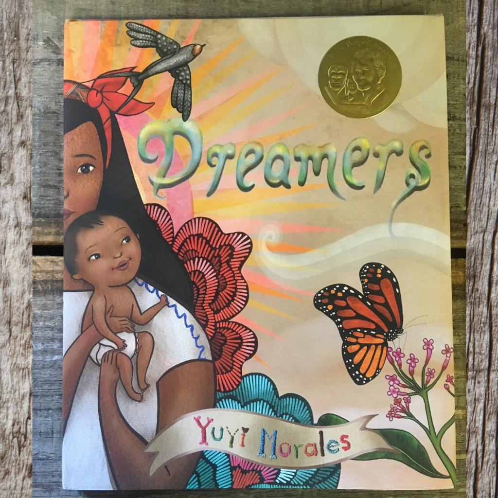 Dreamers Book Front Cover
