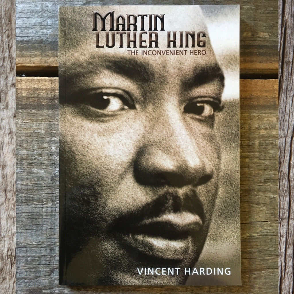 Martin Luther King Book Front Cover