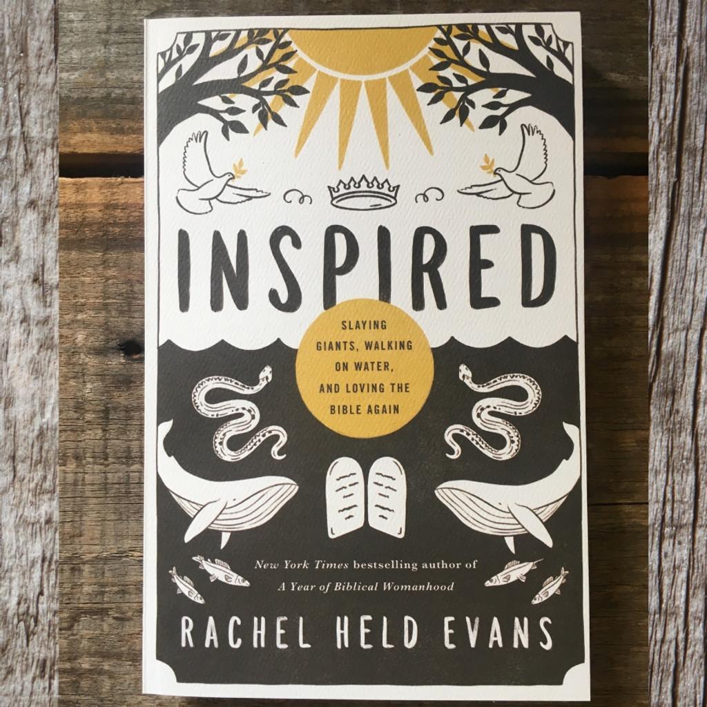 Inspired by Rachel Held Evans Book Front Cover