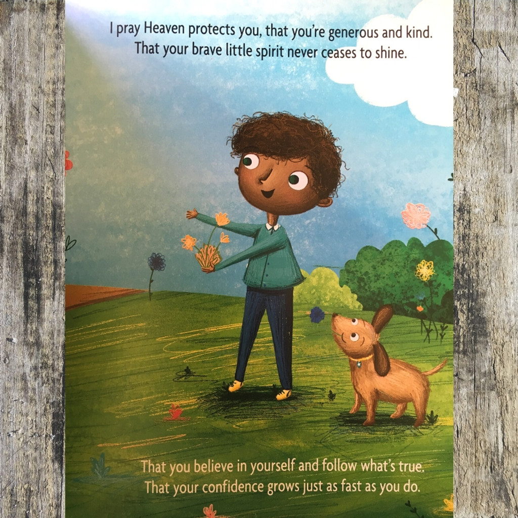 When I Pray for You by Matthew Paul Turner Inside Page