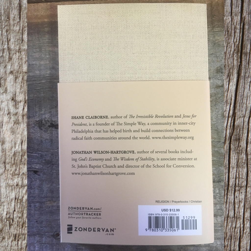 Common Prayer: Pocket Edition Back Cover