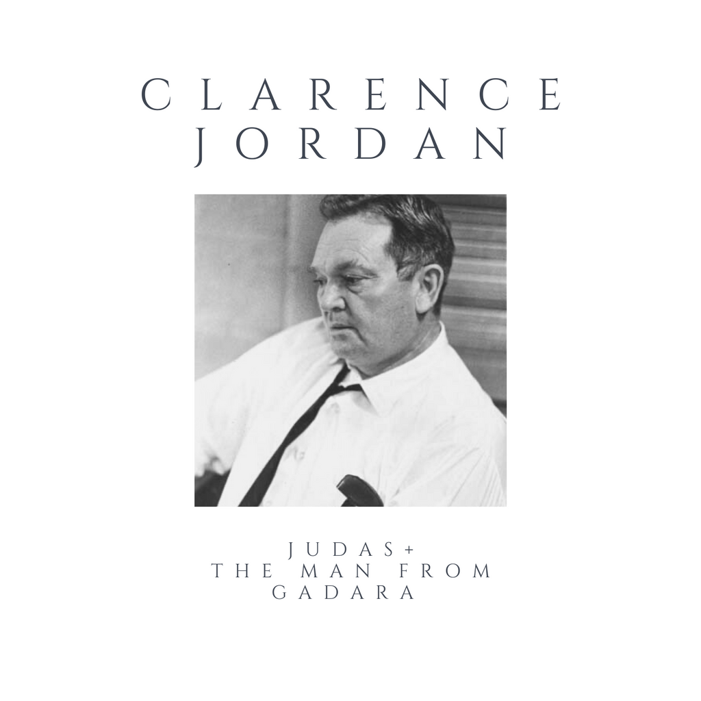 Clarence Jordan's Sermon Recordings