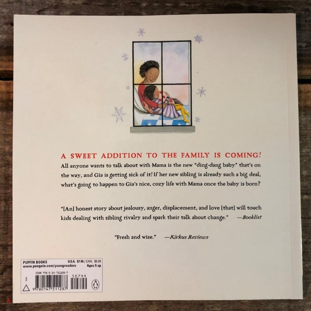 Pecan Pie Baby Kid's Book Back Cover