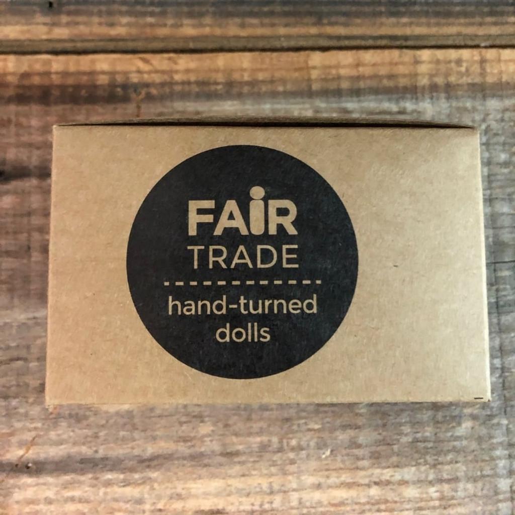 Peace Makers Peg Doll Set Fair Trade