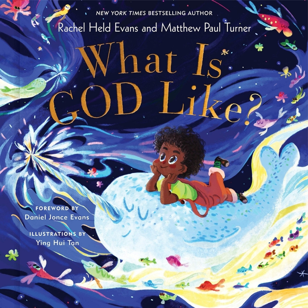 What is God Like? Front Cover