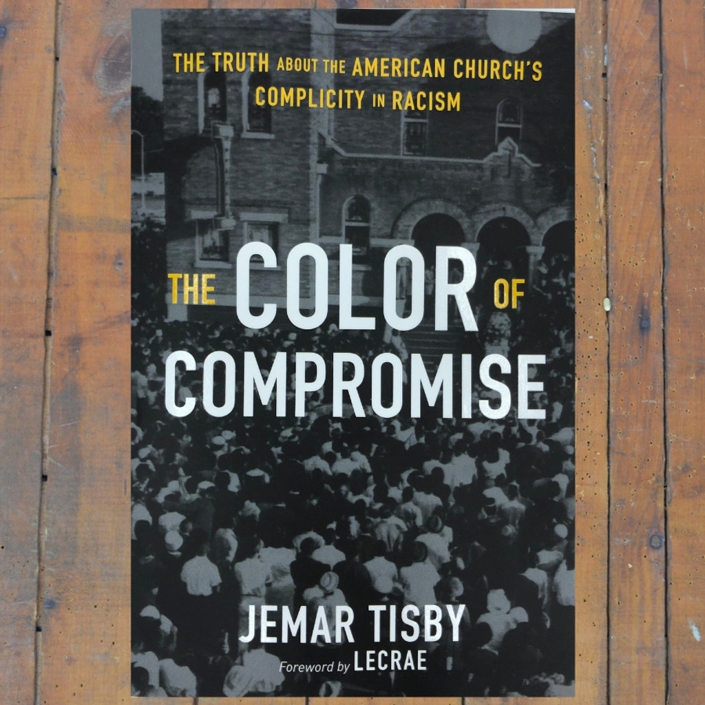 The Color of Compromise Front Cover