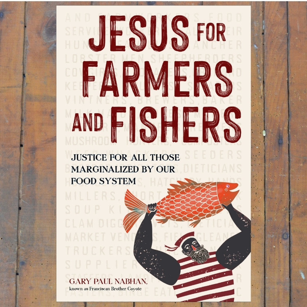 Jesus for Farmers and Fishers Front Cover