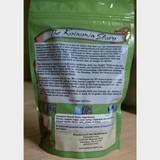 Koinonia Farm Cinnamon Spiced Pecans 8 oz bag Back