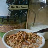 Koinonia Farm Handmade Oat Nut Granola Styled