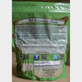 Koinonia Farm Organic Roasted Peanuts 1 lb Bag Back