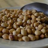 Koinonia Farm Organic Roasted Peanuts Close Up