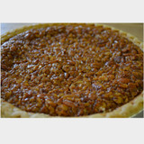Koinonia Farm Handmade Full Pecan Pie