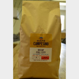 Decaf House Blend Full City Roast Fair Trade Coffee 5 lb bag ground