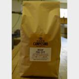 Decaf House Blend Full City Roast Fair Trade Coffee 5 lb bag whole bean