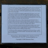 Cotton Patch Parables by Clarence Jordan Audio CD Back