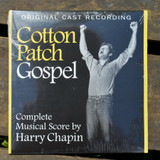 The Cotton Patch Gospel Musical CD Front