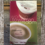 Woman to Woman Wisdom Front Cover