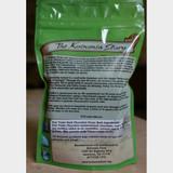 Dark Chocolate Pecan Bark 4 oz. Bag Back