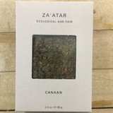 Za'atar Spice Blend Front of Box