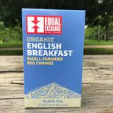 Equal Exchange Fair Trade Organic English Breakfast Tea