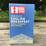 Equal Exchange Fair Trade Organic English Breakfast Tea