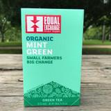 Equal Exchange Fair Trade Organic Mint Green Tea