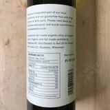 Garlic Olive Oil Back Label