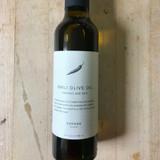 Chili Crushed Olive Oil Bottle Front