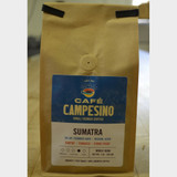 Sumatra Viennese Roast Coffee 1 lb Bag Whole Bean