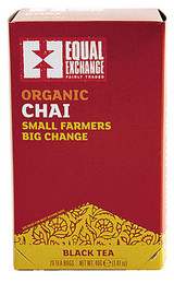 Equal Exchange Organic Chai