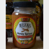 Cinnamon Honey Spread from Weeks Honey Farm