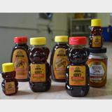 All Raw Honey Options from Weeks Honey Farm
