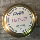 Eleventh Candle Co. Lavender 8 oz. Top
