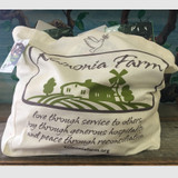 Koinonia Farm Tote Bag filled