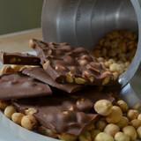 Koinonia Farm Fair Trade Milk Chocolate Peanut Crunch