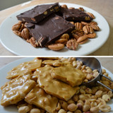 Fair Trade Chocolate and Handmade Brittle