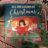 All the Colors of Christmas Front Cover