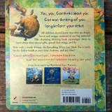 When God Made You Board Book by Matthew Paul Turner Back Cover