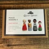 Peace Makers II Peg Doll Set Top