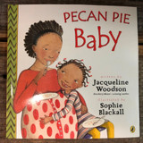 Pecan Pie Baby Kid's Book Front Cover