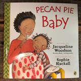 Pecan Pie Baby Kid's Book Front Cover