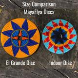 Size comparison - El Grande vs. Indoor Disc