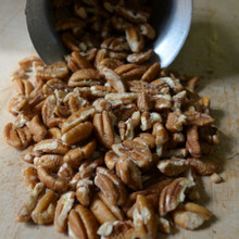 Koinonia Farm Pecan Pieces Mid