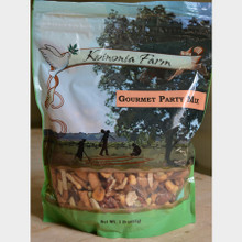Koinonia Farm Handmade Gourmet Party Mix 1 lb Bag Front