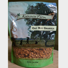 Koinonia Farm Oat Nut Granola 1 Lb Bag